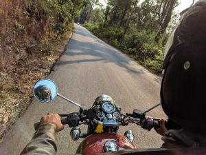 motorcycle license in California
